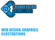 ThunderBird Animations - Design